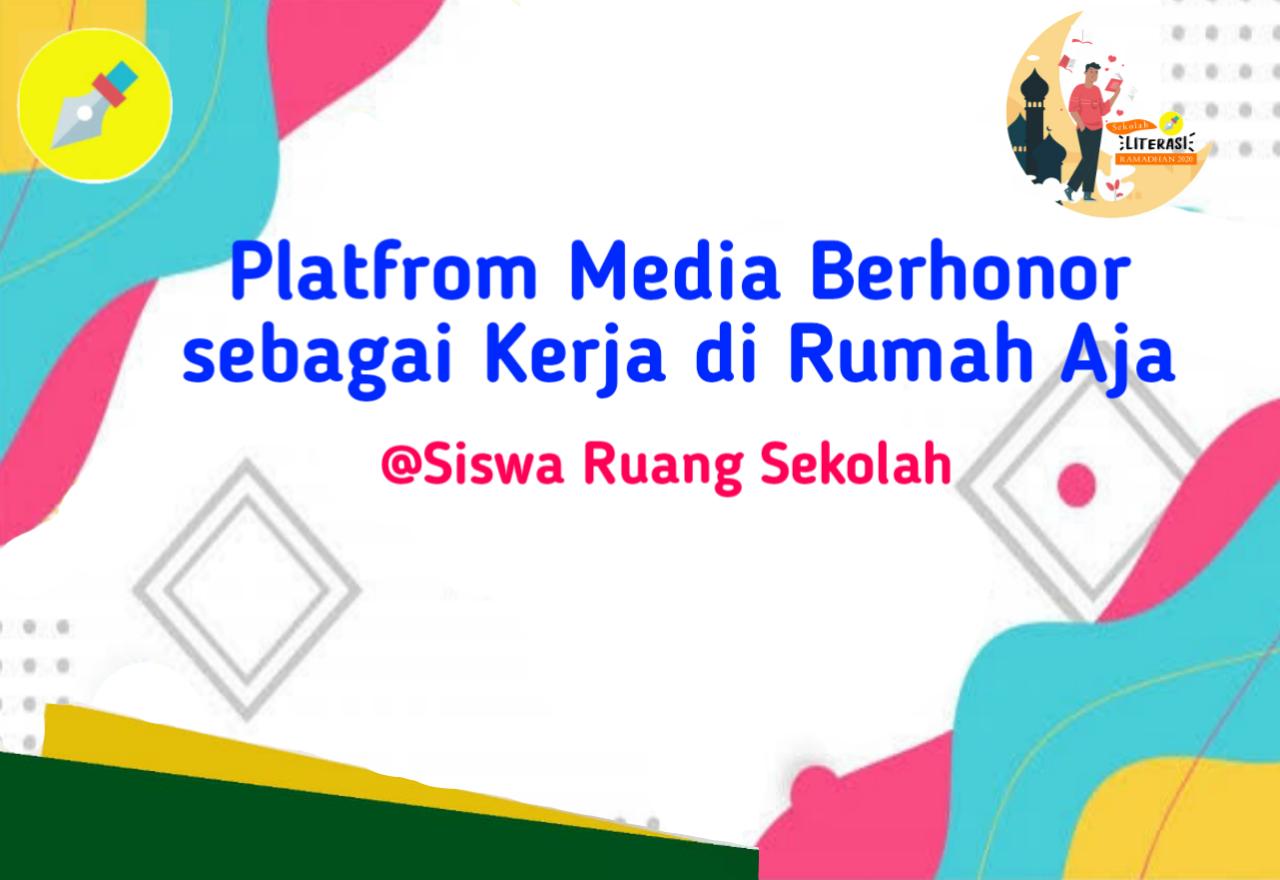 Platform media