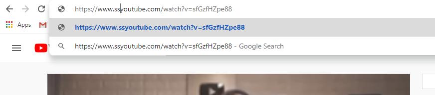 Cara Download Video Youtube tanpa Aplikasi melalui URL Khusus