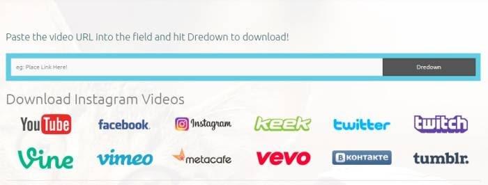 Cara Download Video Youtube tanpa Aplikasi dredown